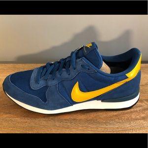 Nike Internationalist - Blue / Yellow - sz 13